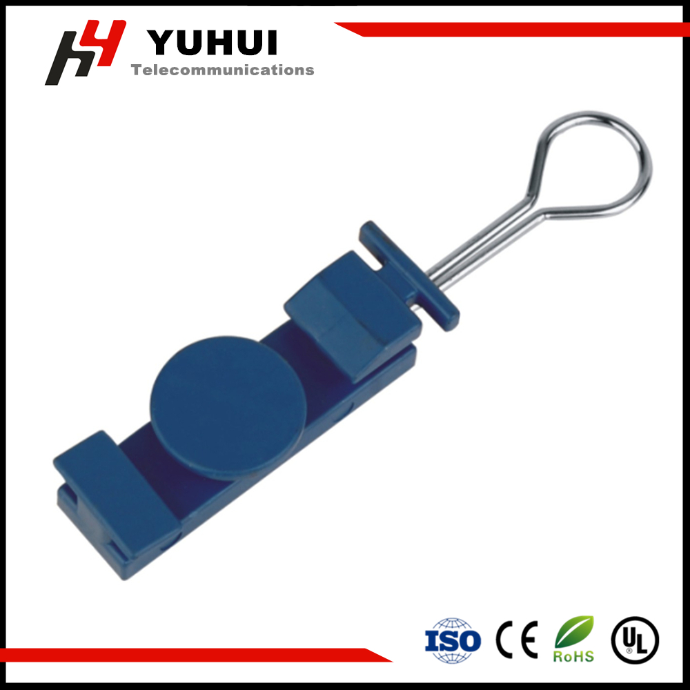 Wire tentsioa clamp